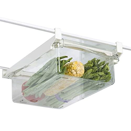 Kühlschrank Organizer Schublade, Ausziehbaren Kühlschrankbox Mit...