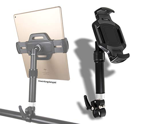 PHOTECS® Tablet-Halterung Pro V5, höhenverstellbar, für iPad Pro...