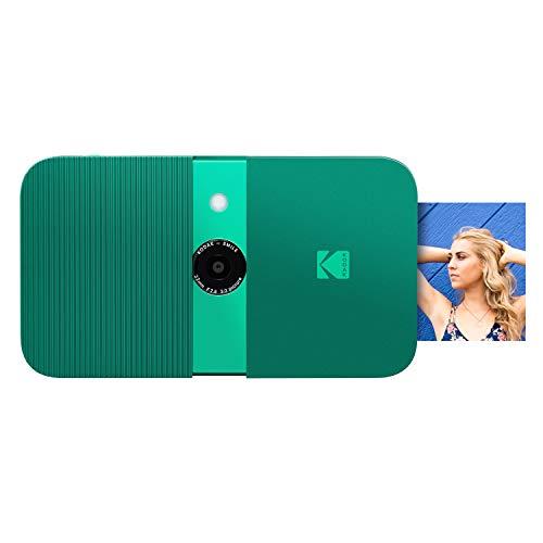 KODAK Smile Digital Sofortbildkamera mit 2x3 ZINK Drucker -...