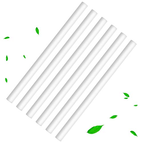24 Stücke Luftbefeuchter Baumwolle Sticks Filter Ersatz Dochte...
