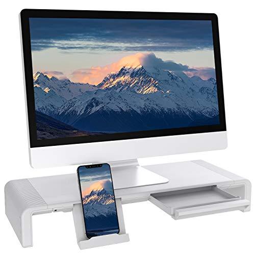 Faltbarer Monitorständer Riser TATEGUARD Computer Monitorständer mit...