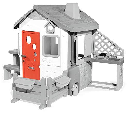 Smoby – Haustür für Smoby Spielhäuser – Zubehör für...