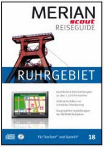 Merian scout Reiseguide Nr. 18 CD-ROM: Ruhrgebiet für TomTom, Garmin