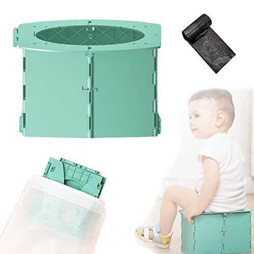 auvstar Baby Kindertoilette Kindertöpfchen Toiletten-Sitz für Kinder...