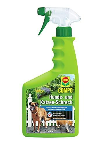 COMPO Hunde- und Katzen-Schreck, Fernhaltemittel zum Schutz vor...