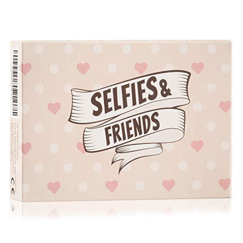 Selfies&Friends - Das Selfiespiel mit kreativen Fotoaufgaben als...