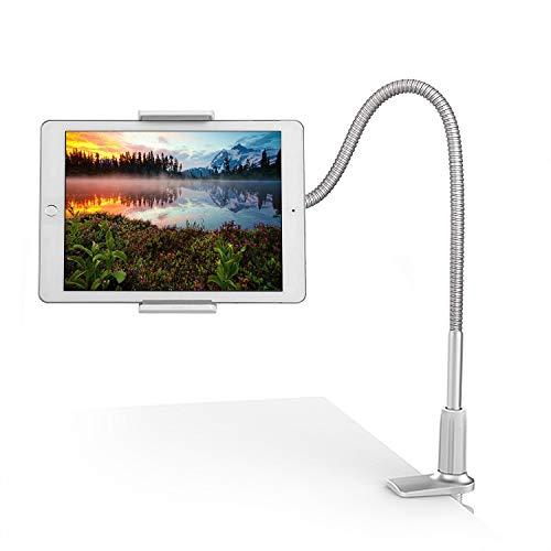 FLEXD-X Hochwertige Schwanenhals Tablet Halterung Bett Tablet Halter...