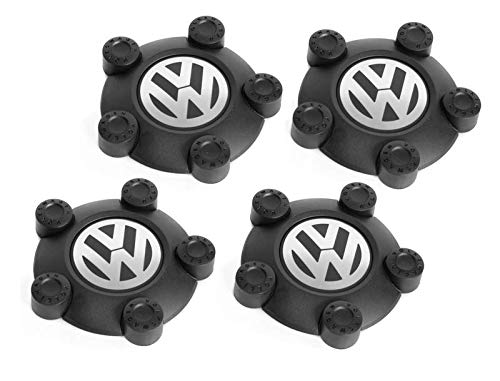 Volkswagen 5N0071456XRW Radzierkappe für Stahlfelgen 16' Zoll
