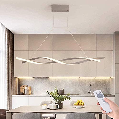 AXFALO Moderne Esstisch Pendelleuchte LED Dimmbar Hängelampe...