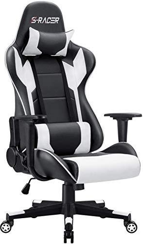 Homall Gaming Stuhl Racing Computerstuhl Ergonomischer Bürostuhl...