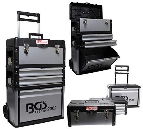 BGS 2002 | Montagewagen | fahrbar | Werkzeug-Koffer leer / rollende...