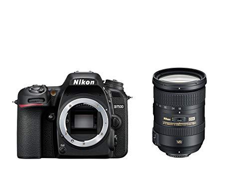Nikon D7500 Digital SLR im DX Format mit Nikon AF-S DX 18-200mm...