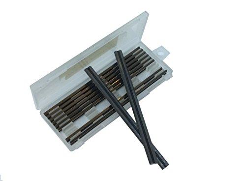 Box von 10–82mm Hartmetall-Hobelmesser reversibel für Makita,...