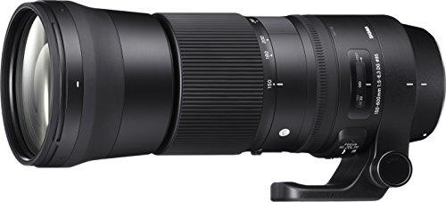 Sigma 150-600mm F5,0-6,3 DG OS HSM Contemporary Objektiv (95mm...