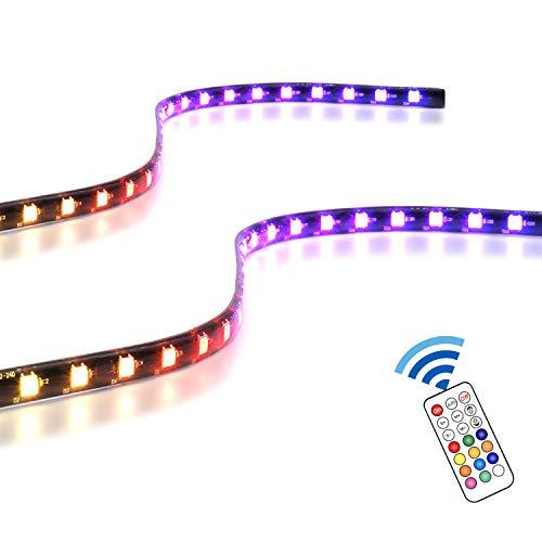 EZDIY-FAB adressierbare RGB LED Streifen mit Magnet für...
