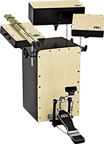 Meinl Percussion Cocktail Cajon Kit Instrument/Trommel für Kinder und...