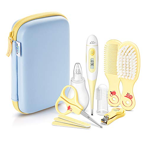 Philips AVENT SCH400/00 Babypflege-Set enthält alle Pflegeartikel,...
