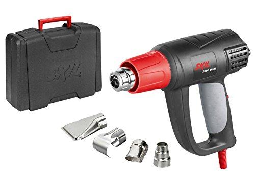 Skil Heißluftpistole 8004 AA (2.000W, LCD Temperatureinstellung, 4...