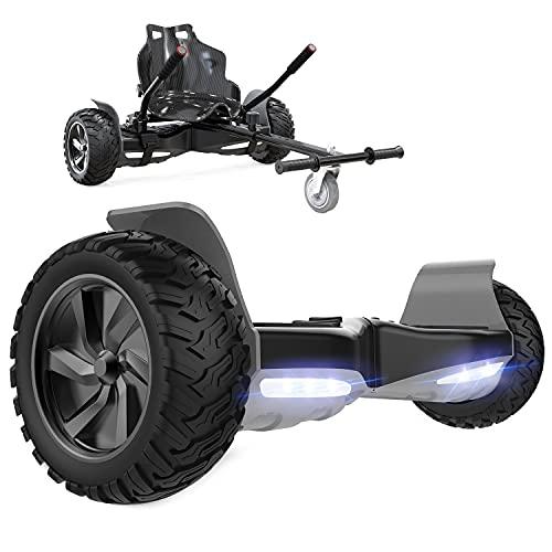 GeekMe Self Balance Scooter 8,5 '' All-Terrain mit leistungsstarkem...