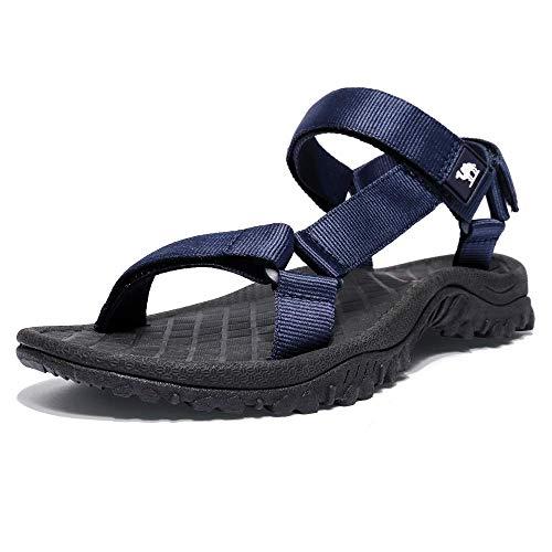 CAMEL CROWN Unisex Sandals Verstellbare Klettertrittsandalen Athletic...