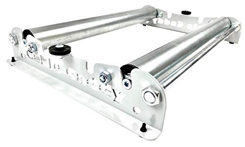 Kabelabroller, Kabelabwickler Cable Caddy 3in1 - mit verstellbaren...