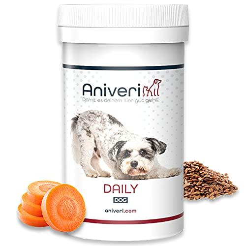 Aniveri Daily Dog für Hund/Hunde/Welpen - natürliches...