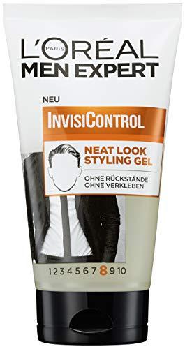 L'Oréal Men Expert InvisiControl Neat Look Styling Gel, für...
