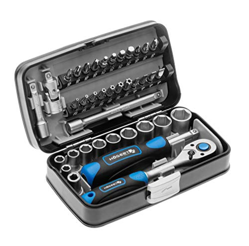 Högert Werkzeugset Werkzeugkoffer – Werkzeugsatz Werkzeug Tools...