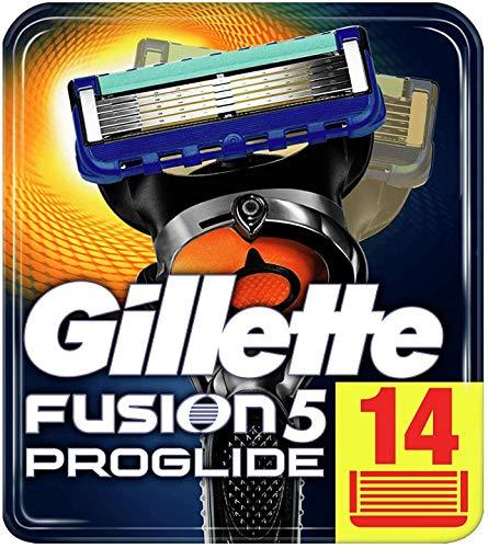 Gillette Fusion 5 ProGlide Rasierklingen Für Männer 14 Stück,...