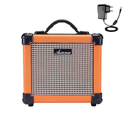 Asmuse™Gitarrenverstärker Mini 10W Electric Guitar Amplifier...