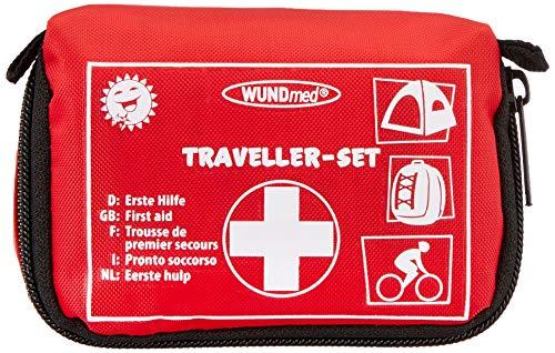 Wundmed Erste Hilfe Set 32-teilig in praktische Etui mit...