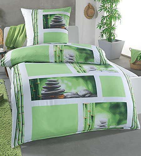 Kuscheli® Bettwäsche 135x200 2 teilig   ÖkoTex Zertifiziert & für...