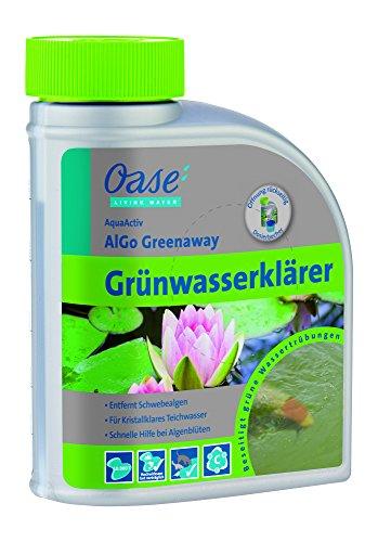 Oase 43142 AquaActiv AlGo Greenaway Grünwasserklärer 500 ml -...