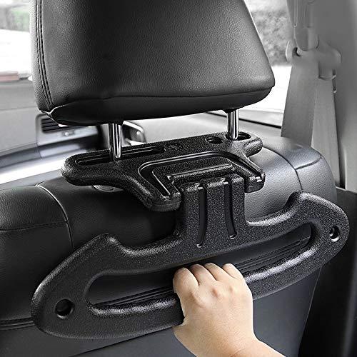 ENJOHOS Auto Autokleiderbügel für Kopfstütze Halter für...