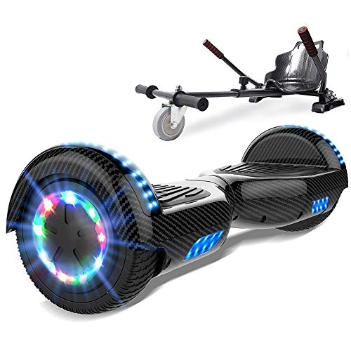 SOUTHERN-WOLF Self-Balancing Scooter, Hoverboard 6,5zoll Hover Scooter...