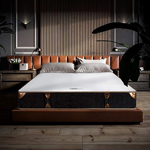 BedStory Federkernmatratze, Matratze 140 x 200 cm...
