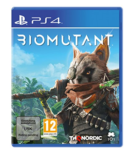 Biomutant [Playstation 4]
