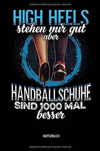 High Heels Stehen Mir Gut - Aber - Handballschuhe Sind 1000 Mal Besser...