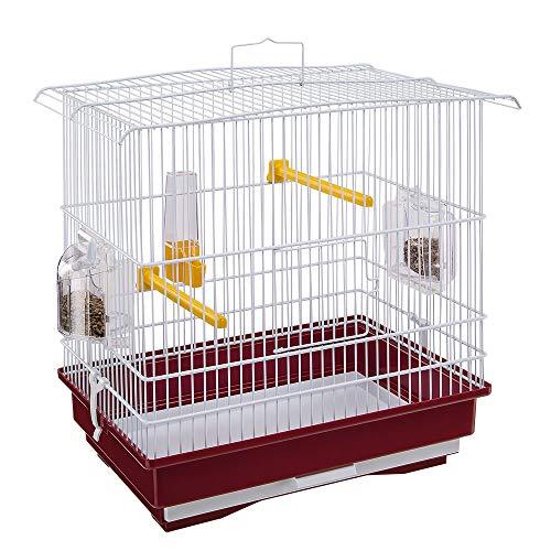Ferplast Käfig für Kanarienvögel und kleine Exoten Giusy...