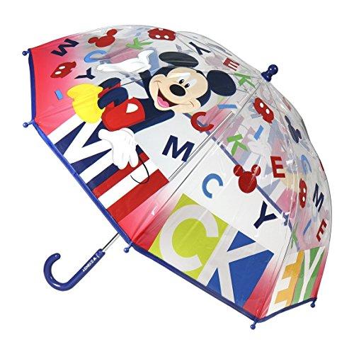 Cerdá Jungen 2400000402 Regenschirm, Mehrfarbig (Multicolor 001), 3