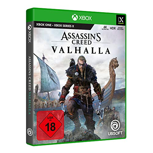 Assassin's Creed Valhalla - Standard Edition | Uncut - [Xbox One, Xbox...