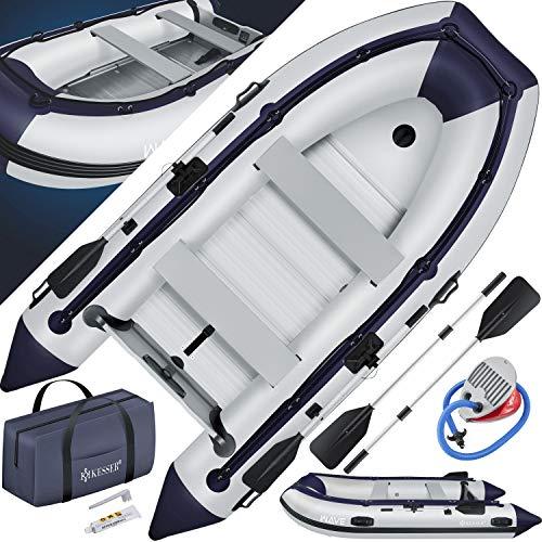 KESSER® Schlauchboot 3,20 m für 4 Personen - Wave Motor geeignet...
