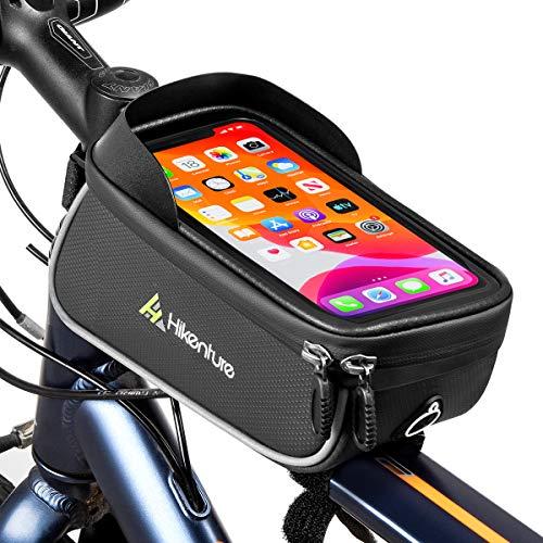 HIKENTURE Fahrrad Rahmentasche, Wasserdicht Fahrradtasche mit...