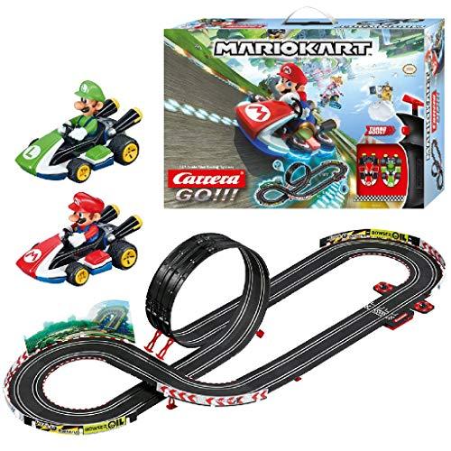 Carrera 20062491 GO!!! Nintendo Mario Kart 8 Rennstrecken-Set   4,9m...
