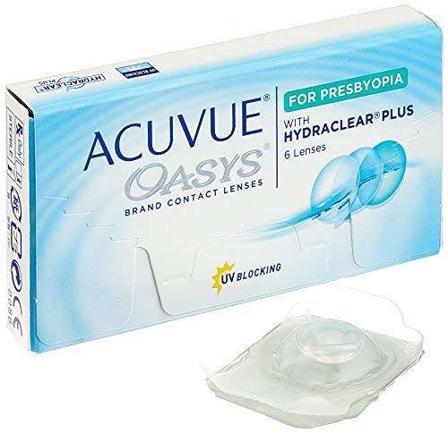 Acuvue Oasys for Presbyopia 2-Wochenlinsen weich, 6 Stück / BC 8.4 mm...
