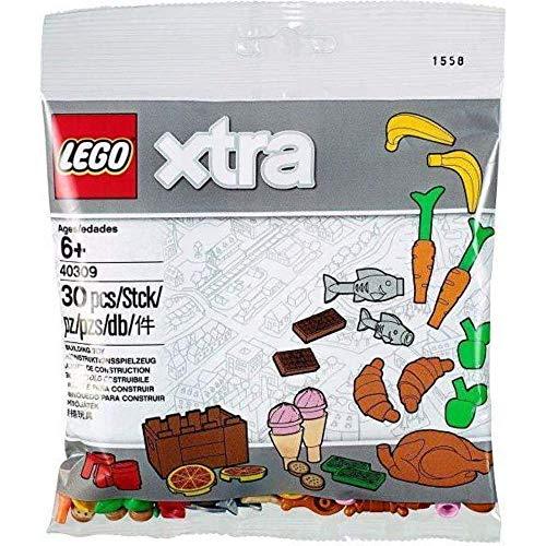 LEGO Food Accessories - 30 Stück
