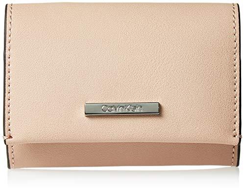 Calvin Klein Damen Extended Card Holder Kreditkartenhülle Pink (Nude)