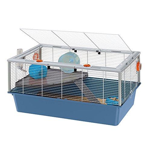 Ferplast Käfig für Hamster oder kleine Nagetiere CRICETI 15...