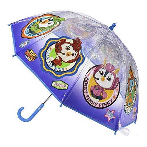 Cerdá Unisex-Kinder 2400000509 Manueller Poe Top Wing Regenschirm, 26...