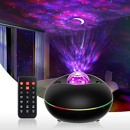 ulocool LED Sternenhimmel Projektor, Galaxy Sternenhimmel Lampe,...